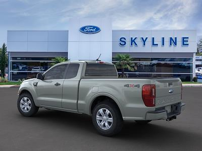 2021 Ford Ranger Super Cab 4x4, Pickup #215815 - photo 2