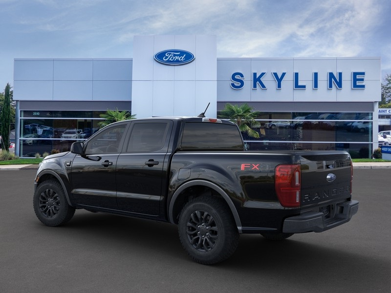 2021 Ford Ranger SuperCrew Cab 4x4, Pickup #215907 - photo 2