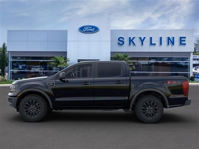 2021 Ford Ranger SuperCrew Cab 4x4, Pickup #215907 - photo 4