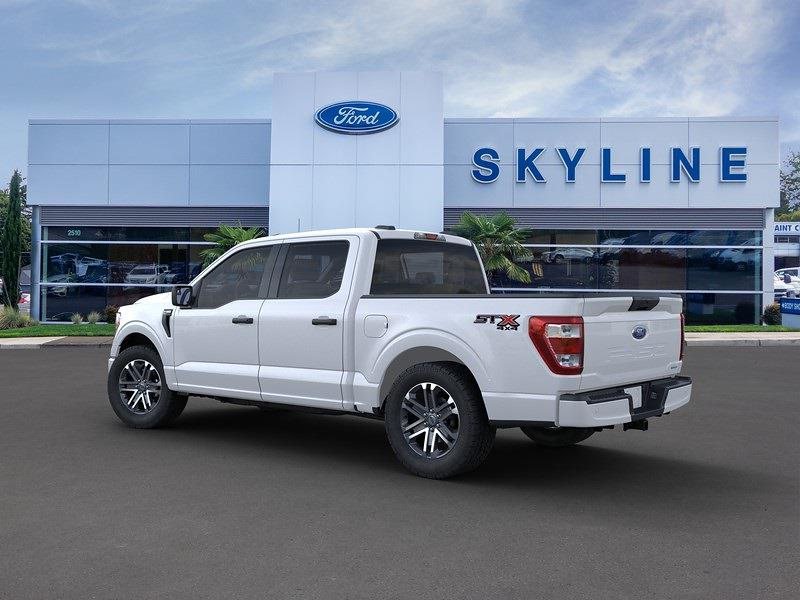2021 Ford F-150 SuperCrew Cab 4x4, Pickup #215977 - photo 1
