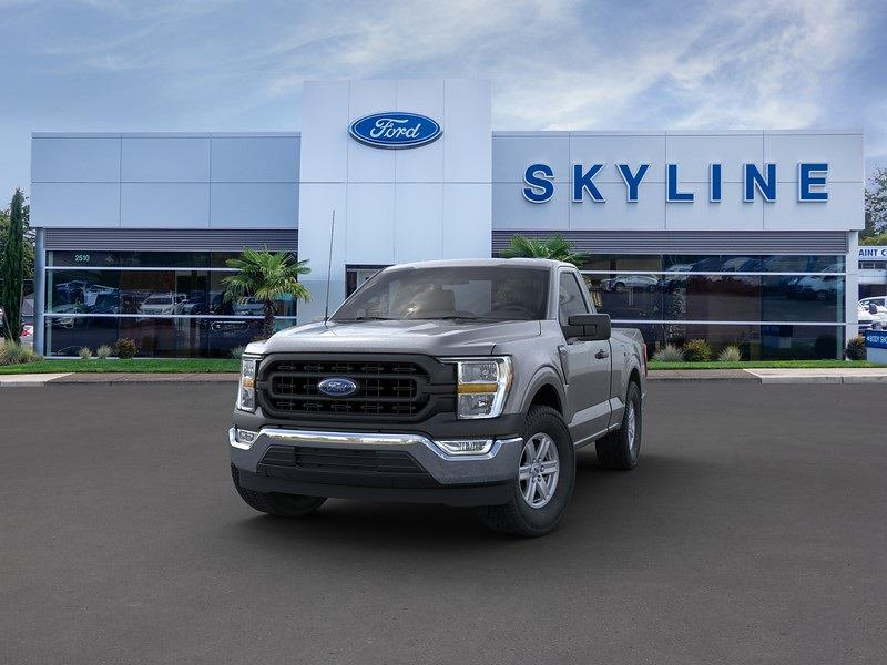 2021 Ford F-150 Regular Cab 4x2, Pickup #215979 - photo 3