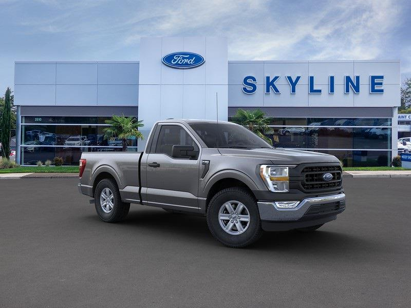 2021 Ford F-150 Regular Cab 4x2, Pickup #215979 - photo 7