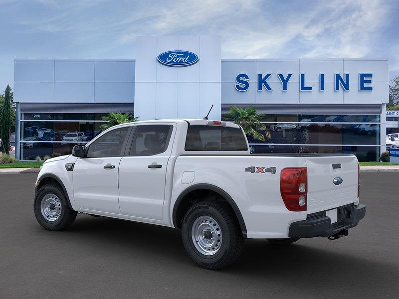 2021 Ford Ranger SuperCrew Cab 4x4, Pickup #215980 - photo 1