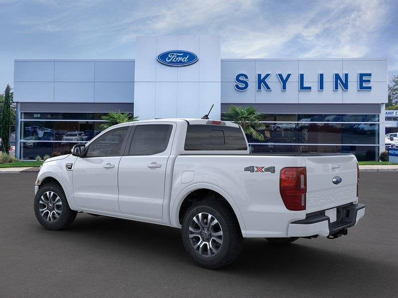 2021 Ford Ranger SuperCrew Cab 4x4, Pickup #215982 - photo 2