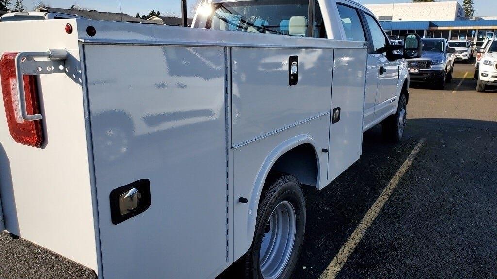 2021 Ford F-350 Crew Cab DRW 4x4, Knapheide Service Body #215985 - photo 6