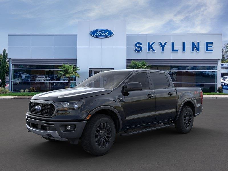 2021 Ford Ranger SuperCrew Cab 4x4, Pickup #216035 - photo 1