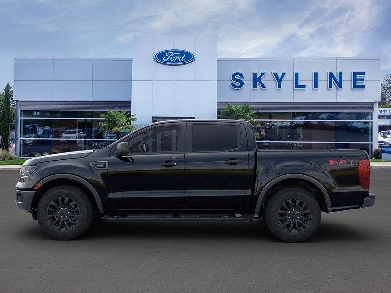 2021 Ford Ranger SuperCrew Cab 4x4, Pickup #216035 - photo 4