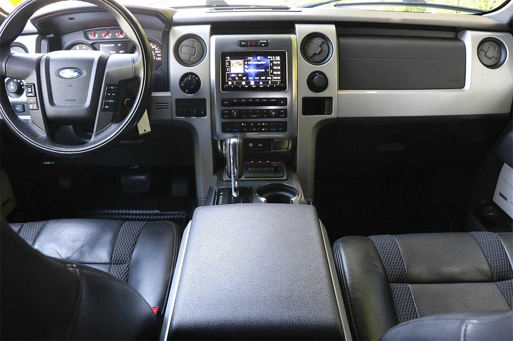 2012 Ford F-150 Super Cab 4x4, Pickup #216060A - photo 9