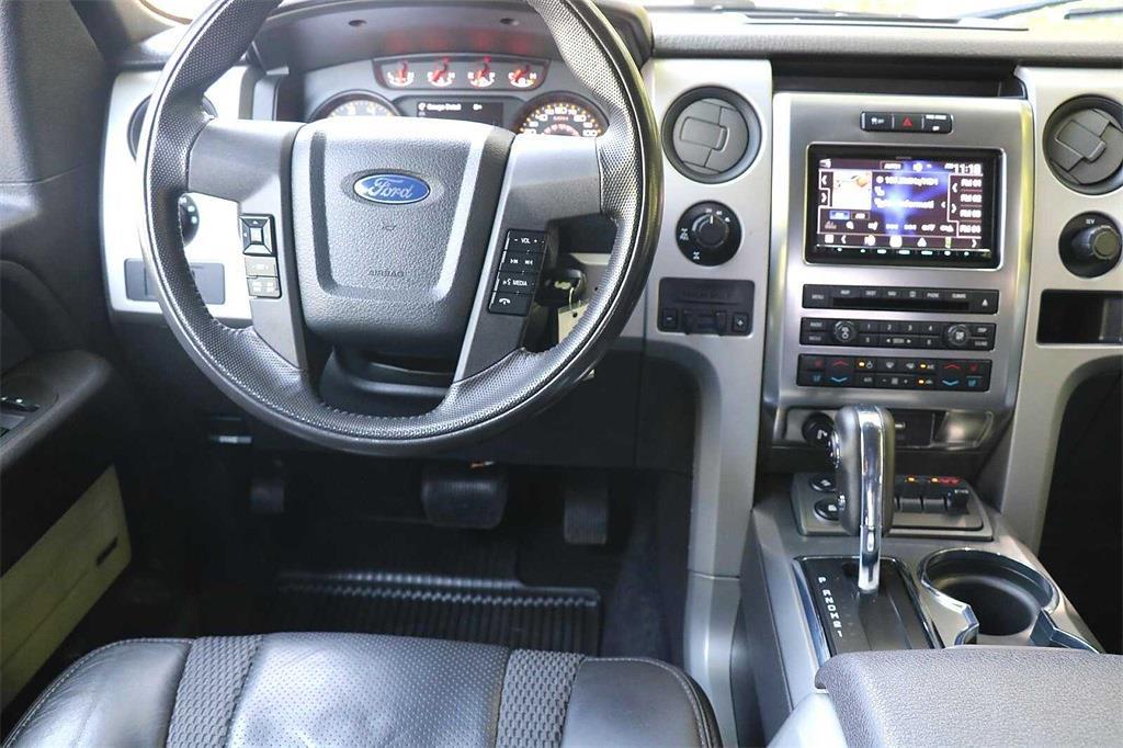 2012 Ford F-150 Super Cab 4x4, Pickup #216060A - photo 10