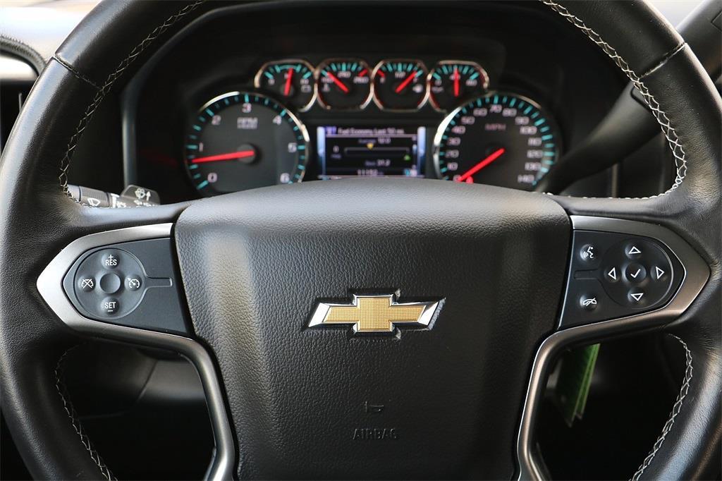 2018 Chevrolet Silverado 1500 Crew Cab 4x4, Pickup #216082A - photo 18