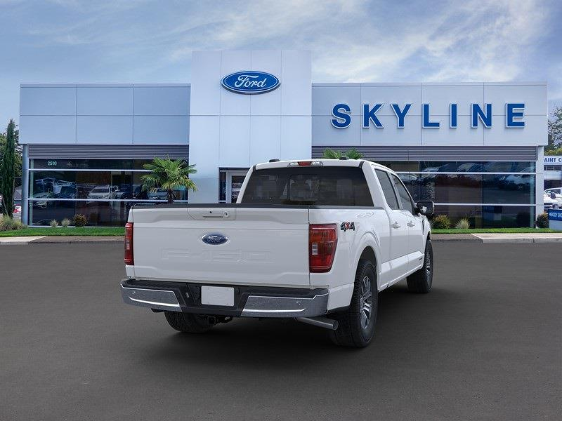 2021 Ford F-150 SuperCrew Cab 4x4, Pickup #216083 - photo 8