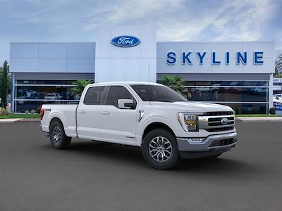 2021 Ford F-150 SuperCrew Cab 4x4, Pickup #216083 - photo 7