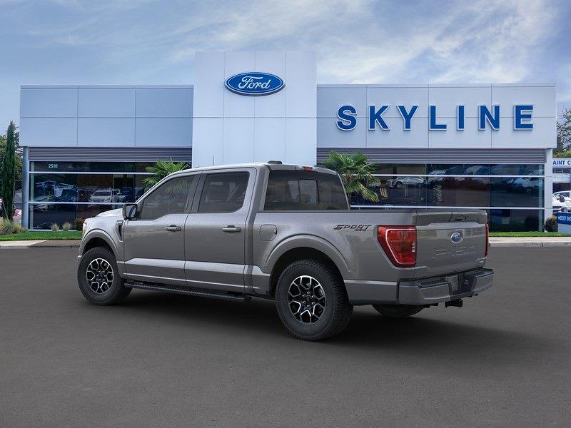 2021 Ford F-150 SuperCrew Cab 4x4, Pickup #216087 - photo 1