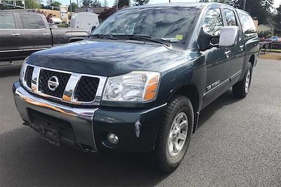 2007 Nissan Titan 4x4, Pickup #216087A - photo 1