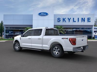 2021 Ford F-150 SuperCrew Cab 4x4, Pickup #216089 - photo 2