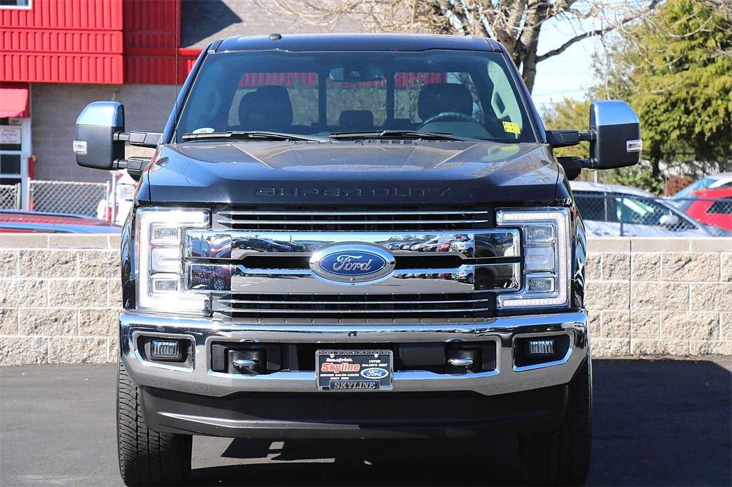2017 Ford F-350 Crew Cab 4x4, Pickup #216090A - photo 4