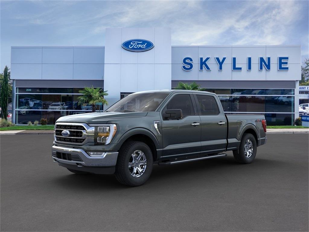 2021 Ford F-150 SuperCrew Cab 4x4, Pickup #216153 - photo 1