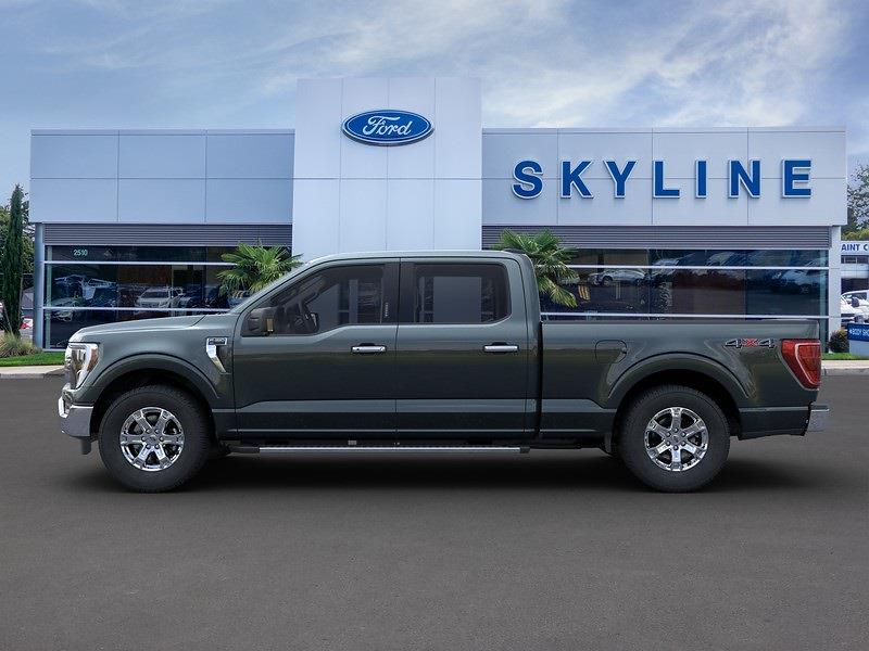 2021 Ford F-150 SuperCrew Cab 4x4, Pickup #216153 - photo 4