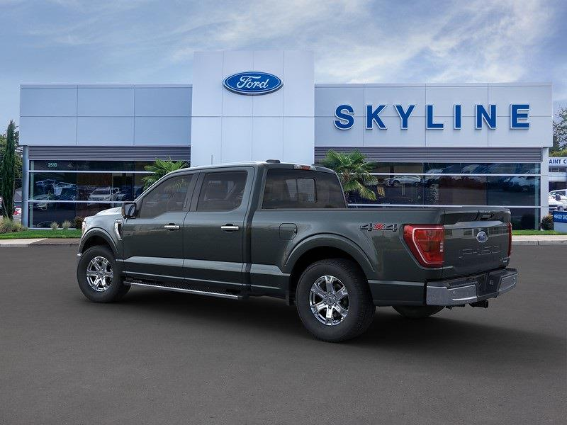 2021 Ford F-150 SuperCrew Cab 4x4, Pickup #216153 - photo 2
