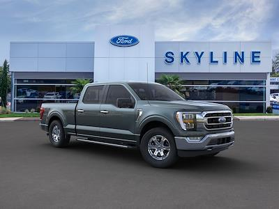 2021 Ford F-150 SuperCrew Cab 4x4, Pickup #216153 - photo 7