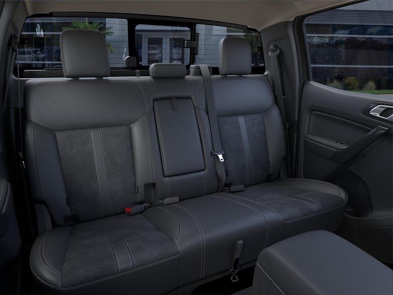 2021 Ford Ranger SuperCrew Cab 4x4, Pickup #216203 - photo 11