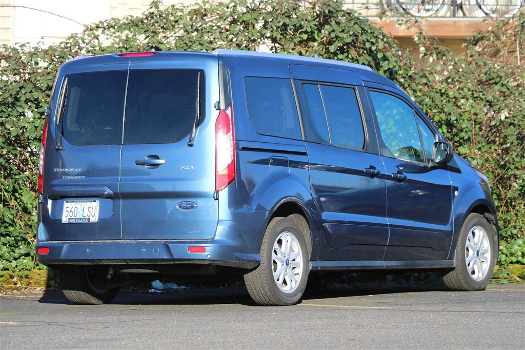 2019 Ford Transit Connect 4x2, Passenger Wagon #6349P - photo 1