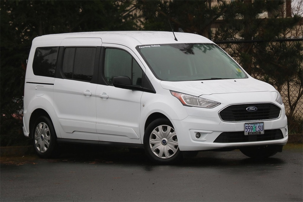 2019 Ford Transit Connect 4x2, Passenger Wagon #6351P - photo 1