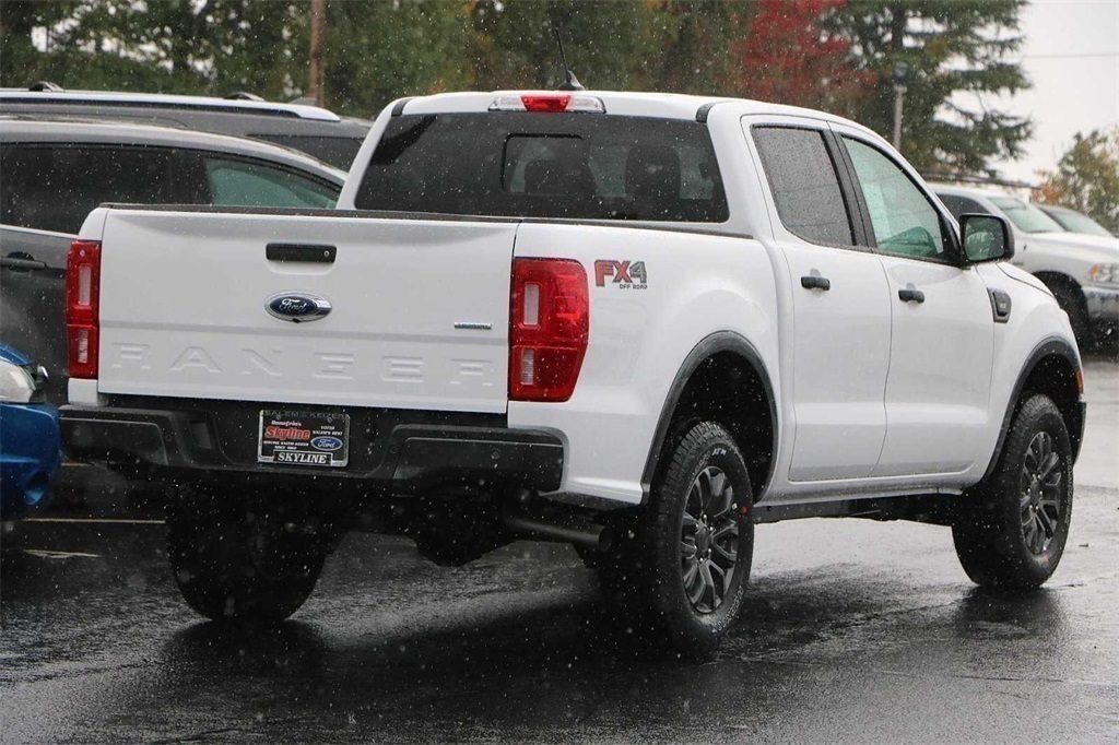 2019 Ford Ranger SuperCrew Cab 4x4, Pickup #6430P - photo 1