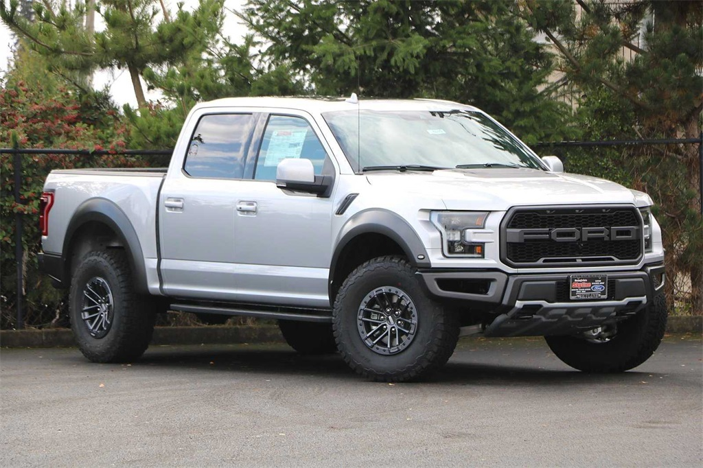 2019 Ford F-150 SuperCrew Cab 4x4, Pickup #6457P - photo 1