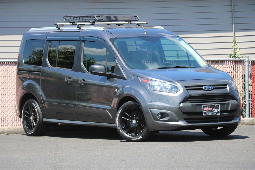 2015 Ford Transit Connect 4x2, Passenger Wagon #6472Q - photo 1