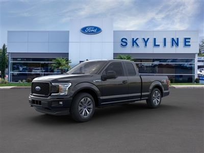 2020 Ford F-150 Super Cab 4x4, Pickup #6540P - photo 1