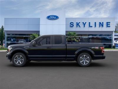 2020 Ford F-150 Super Cab 4x4, Pickup #6540P - photo 4