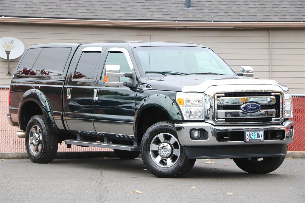 2012 Ford F-350 Crew Cab 4x4, Pickup #6587P - photo 1