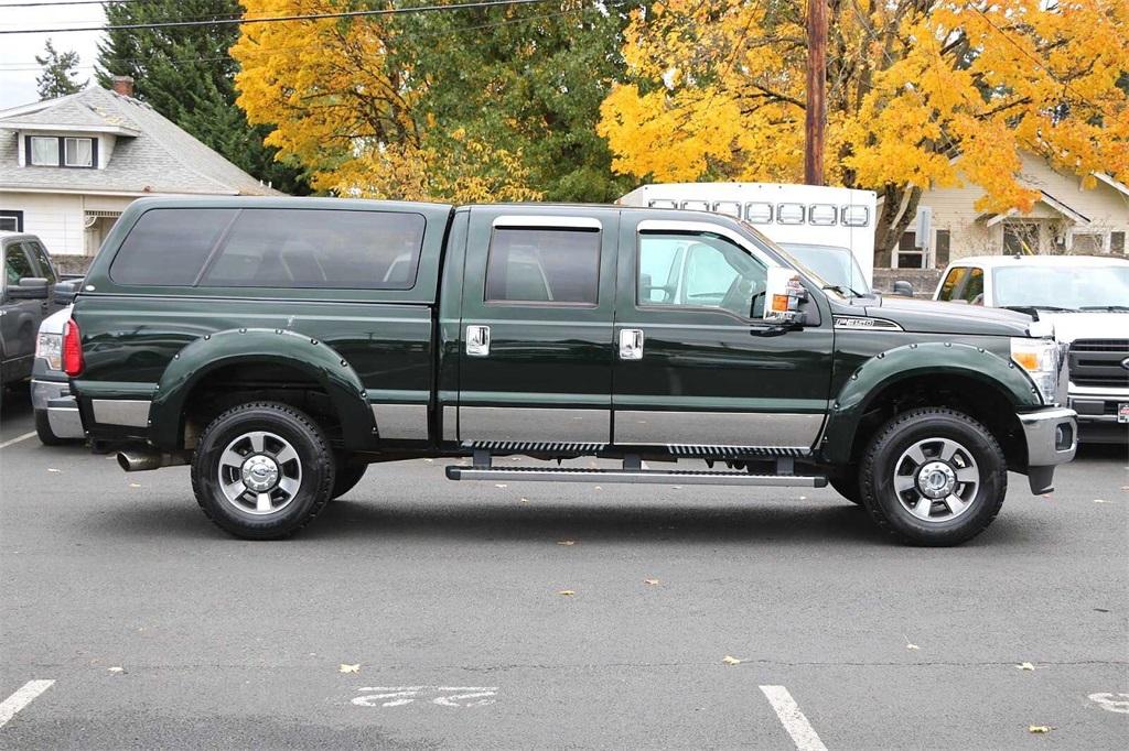 2012 Ford F-350 Crew Cab 4x4, Pickup #6587P - photo 5