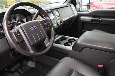 2012 Ford F-350 Crew Cab 4x4, Pickup #6587P - photo 8