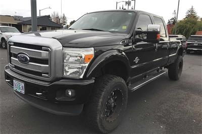 2014 Ford F-350 Crew Cab 4x4, Pickup #6613P - photo 1