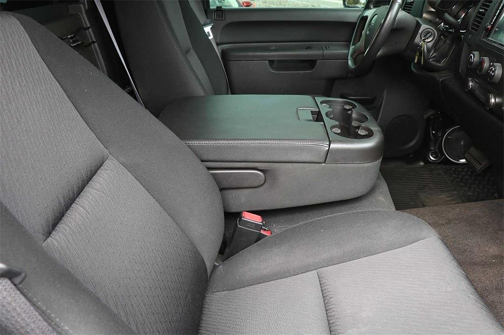 2012 GMC Sierra 3500 Regular Cab 4x2, Pickup #6649R - photo 10