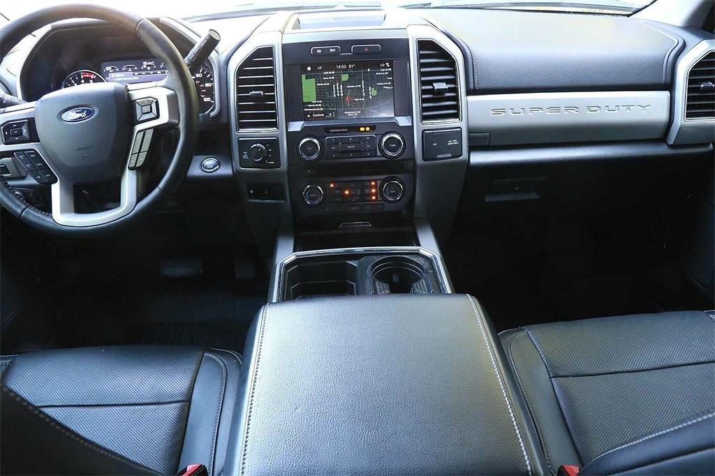 2018 Ford F-350 Crew Cab 4x4, Pickup #6684P - photo 10