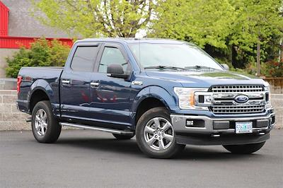 2018 Ford F-150 SuperCrew Cab 4x4, Pickup #6701P - photo 3