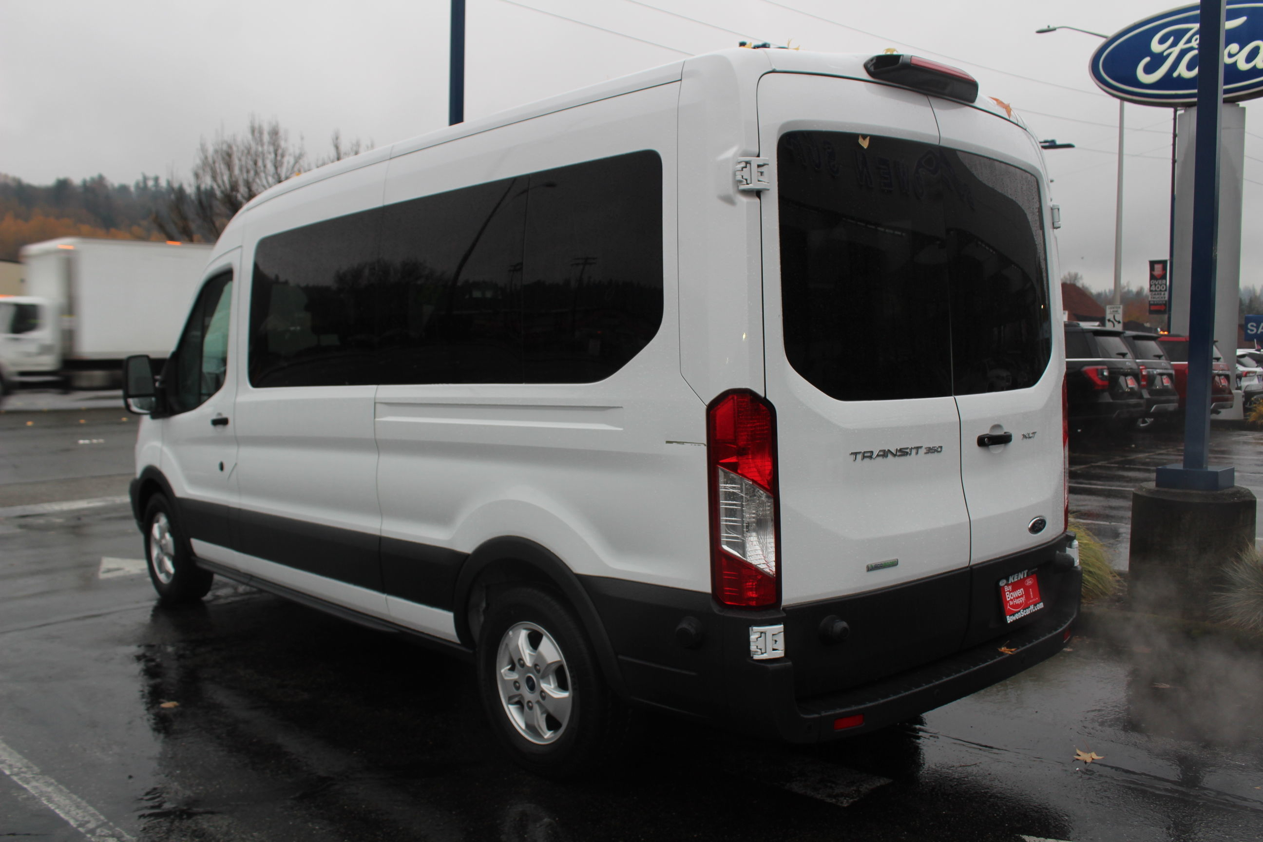 2018 Transit 350 Med Roof 4x2, Passenger Wagon #52568 - photo 1