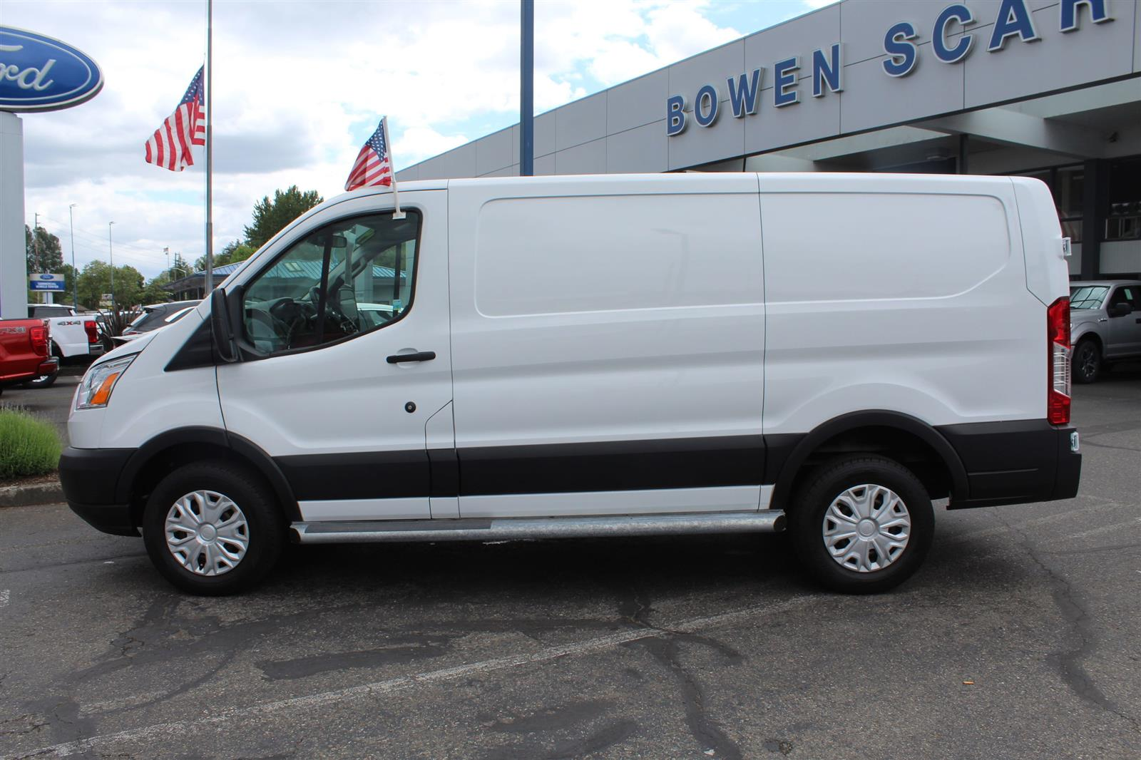 2019 Ford Transit 250 Low Roof 4x2, Empty Cargo Van #52627 - photo 12
