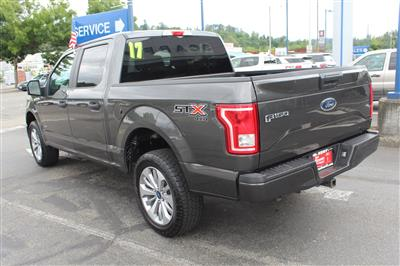 2017 Ford F-150 SuperCrew Cab 4x4, Pickup #52659 - photo 2