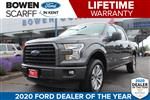 2017 Ford F-150 SuperCrew Cab 4x4, Pickup #52659 - photo 1