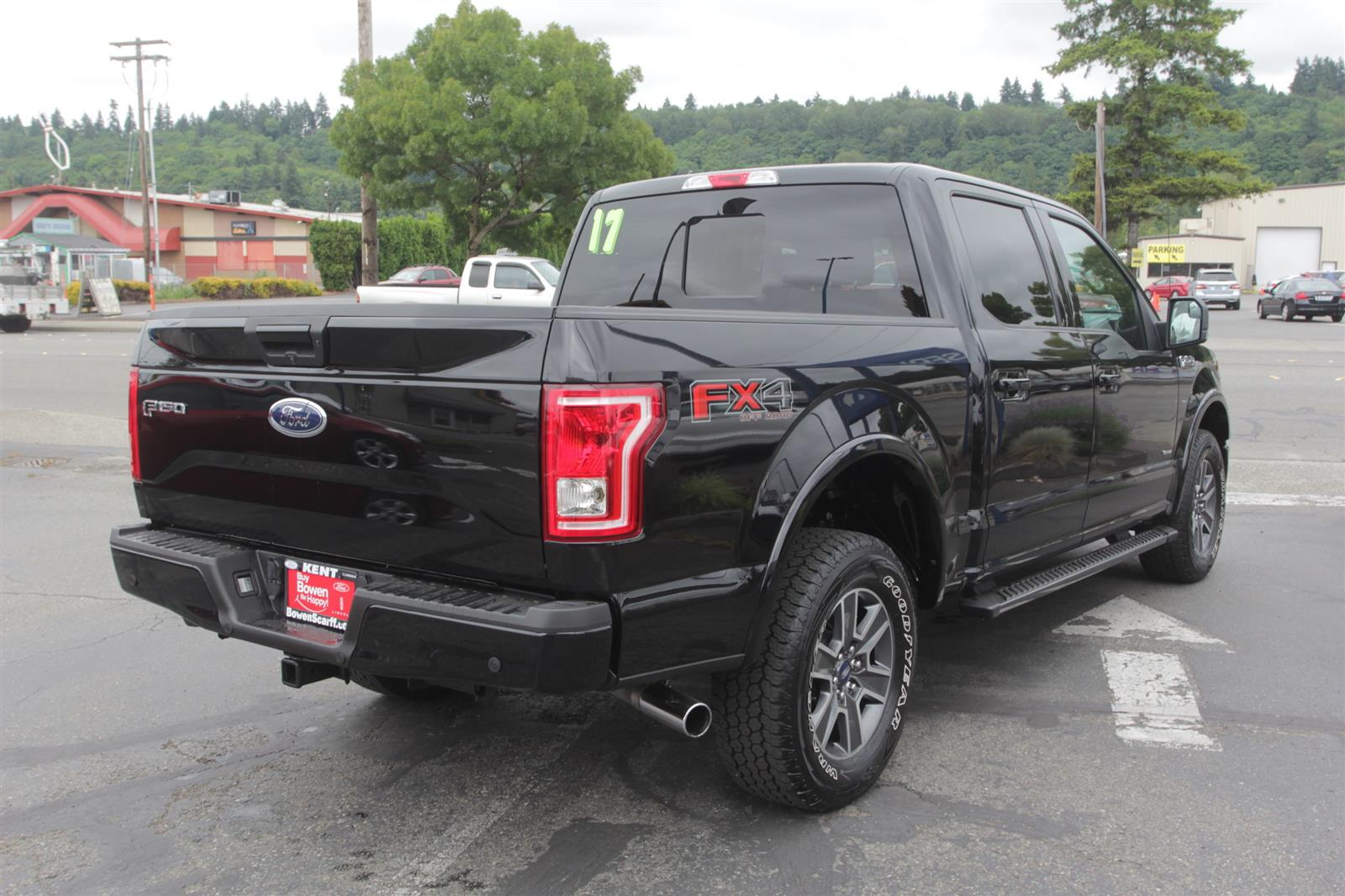 2017 Ford F-150 SuperCrew Cab 4x4, Pickup #52673 - photo 6