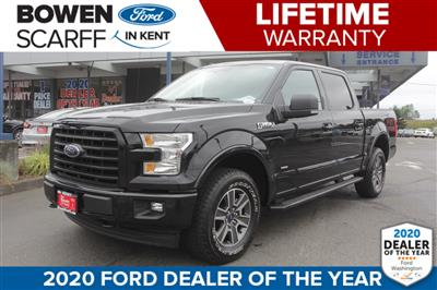 2017 Ford F-150 SuperCrew Cab 4x4, Pickup #52673 - photo 1