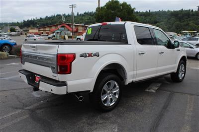 2018 Ford F-150 SuperCrew Cab 4x4, Pickup #52678 - photo 6