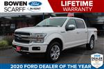 2018 Ford F-150 SuperCrew Cab 4x4, Pickup #52678 - photo 1