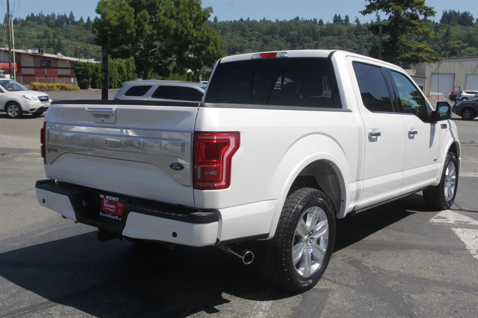 2017 Ford F-150 SuperCrew Cab 4x4, Pickup #52684 - photo 6