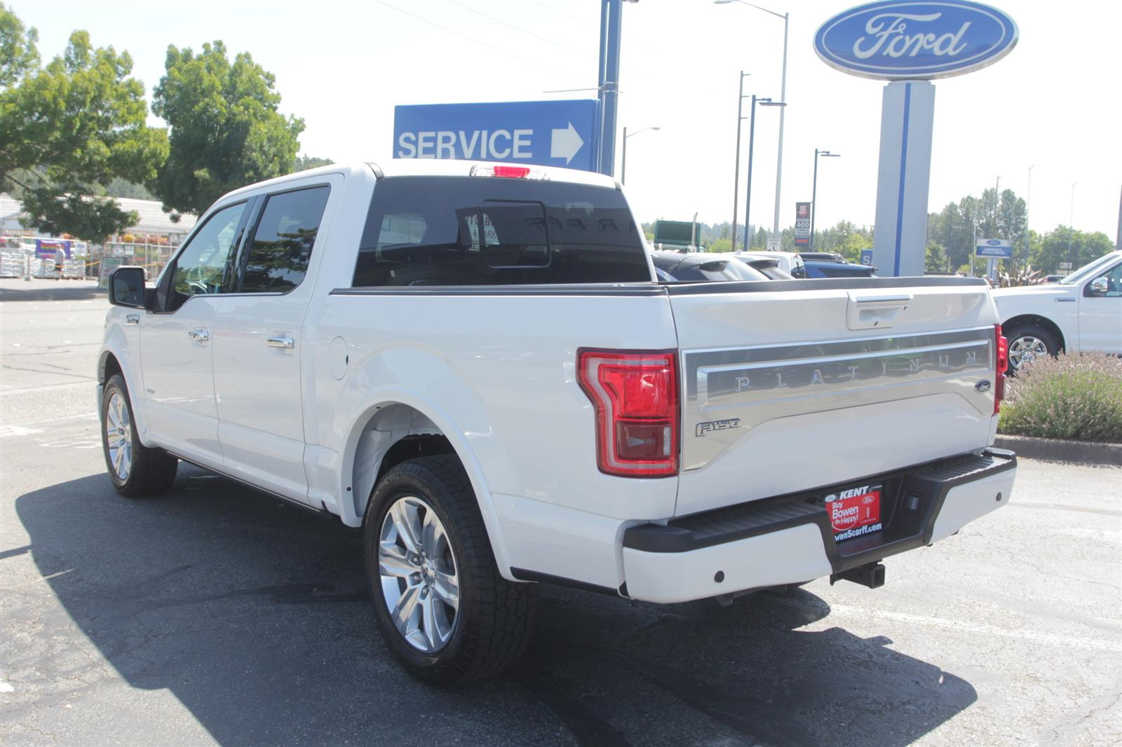 2017 Ford F-150 SuperCrew Cab 4x4, Pickup #52684 - photo 2
