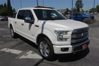 2017 Ford F-150 SuperCrew Cab 4x4, Pickup #52684 - photo 4